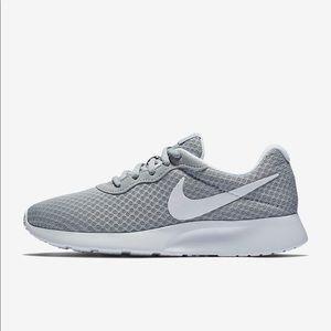 Grey Nike Tanjuns
